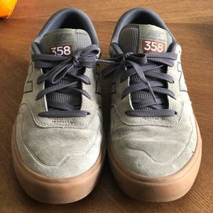 NB Numeric 358 Skate Shoes.